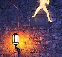 Light in Jerusalem - The Climbers I by Igor Shrayer