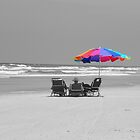 Under the Umbrella by Caren