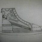 Steampunk Shoe by klokked
