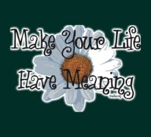 Make you Life Have Meaning by Samitha Hess