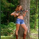 I&#x27;m goin Mancub huntin!! lol by Christie  Moses
