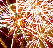 Fireworks by lozzyrane