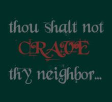 thou shalt not crave thy neighbor - True Blood by VamireBlood