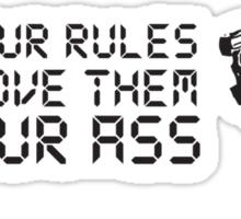 Jack Bauer Sticker