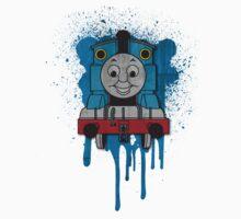 Thomas the Tank Engine Grunge Kids Clothes