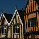 'Industrial Medieval England', Lavenham, Suffolk by wiggyofipswich