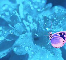 Blue Paradise by AngelinaLucia10