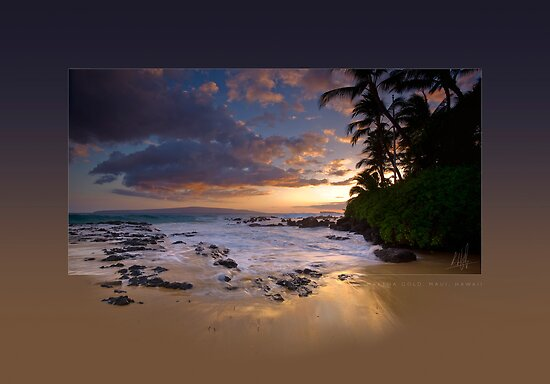 Makena Gold by Ken Wright