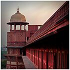 Stronghold - Agra Fort by Andrew To