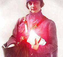 The Postwoman Of Human Kindness by Fiona  Jones