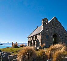 Church of the Good Shepherd 2 by pennyswork