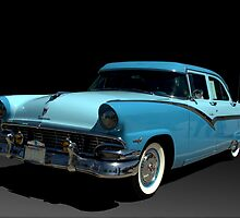 1956 Ford Fairlane by TeeMack