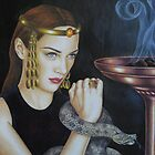 Snakecharmer by lanadi