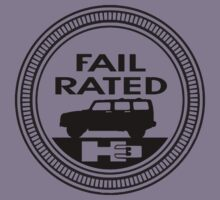 FAIL RATED by J. Sprink