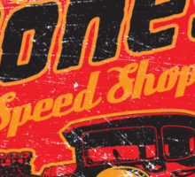 Bones Speed Shop Sticker