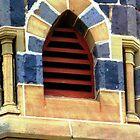 Belfry Window - United Church, Werribee by EdsMum