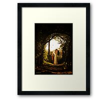 The Quiet Things That No One Ever Knows... Framed Print