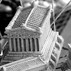 Microparthenon by Ian Mac