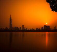 Blazin Skyline by yorksinchina