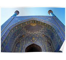 Imam Mosque - Isfahan - Iran Poster