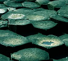 Giants Causeway Northern Ireland by celticfae01