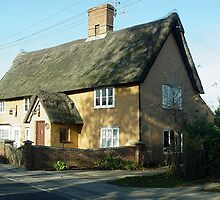 Old House in Suffolk 2 by Feesbay