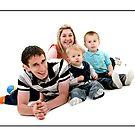 Sarah, Adam, Lewis and Logan by AnnDixon