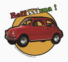 Fiat 500 by Antonio  Luppino
