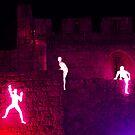 Light in Jerusalem - The Climbers III by Igor Shrayer