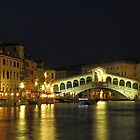 Rialto Bridge in Venice by smilyjay