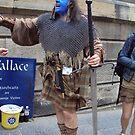 Wullie Wallace by biddumy
