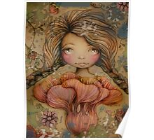 The Heart Garden of Summer Ivy Poster