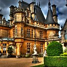 Waddesdon Manor rear view 2 by heidiannemorris