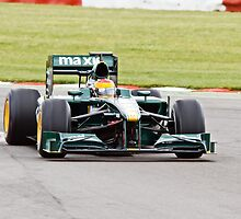 The Lotus F1 Collection by Nigel Bangert