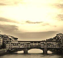 Ponte Vecchio by shilohrachelle