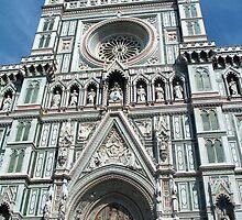 The Basilica di Santa Maria del Fiore by Todd Ecker