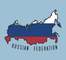Zammuel's Country Series - Russia (Russian Federation V1) by Zammuel