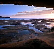 Terrigal Den- Terrigal Beach, Central Coast, Australia by Lever Photography