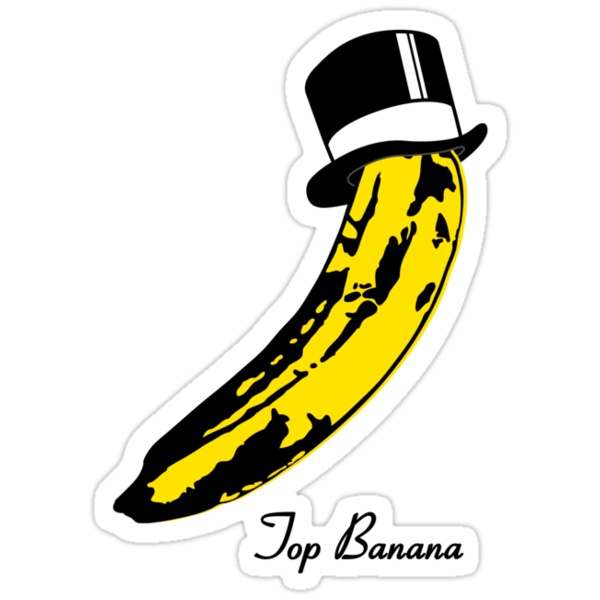 Top Banana by Naf4d