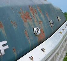 Ford Truck by Tiffany Rach
