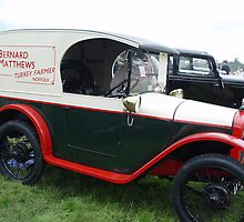 Old Auston car  by Feesbay