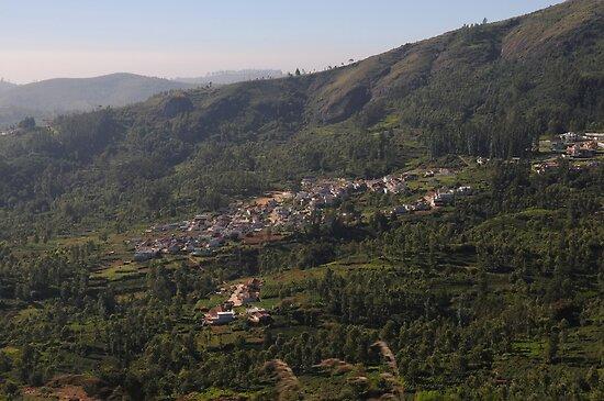 Nilgiri Hills, Resort,  by AravindTeki