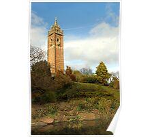 Cabot tower, Bristol, UK Poster