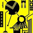 abstract urban 2 by dar geloni