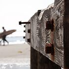 Beam, Bolts & Surfers by tom j deters