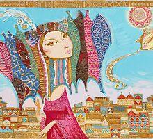 The talk with a kite by Tigran Akopyan