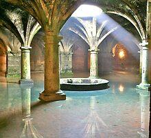Cisterne Portugaise by AlainKhouri