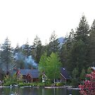 Cabins On Donner by NancyC