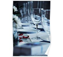The Head Table Poster