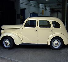 Ford Prefect by David  Barker